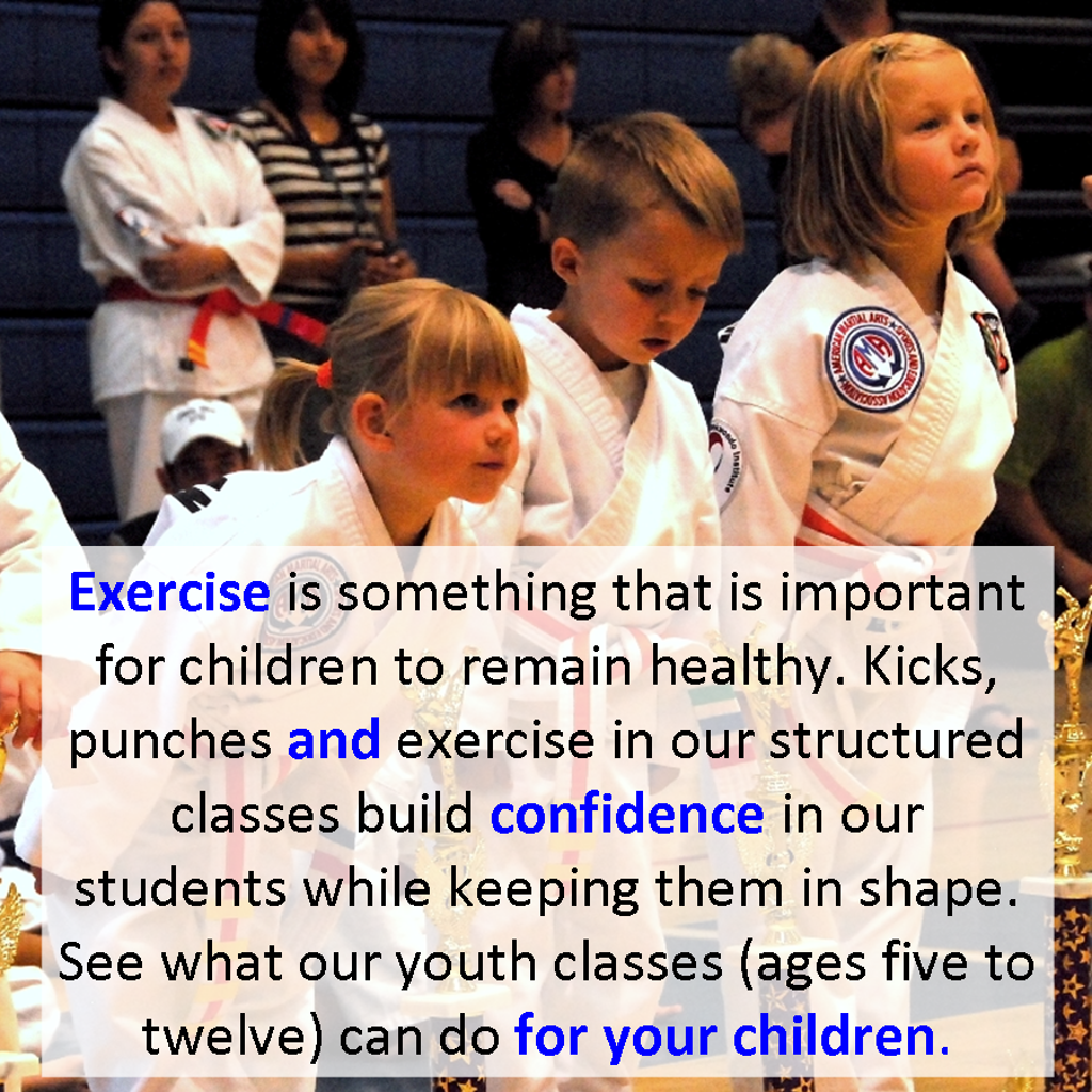 Learn more about kids martial arts lessons