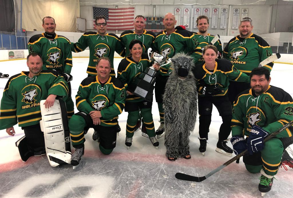Z League Adams Champions - The Wolfpack