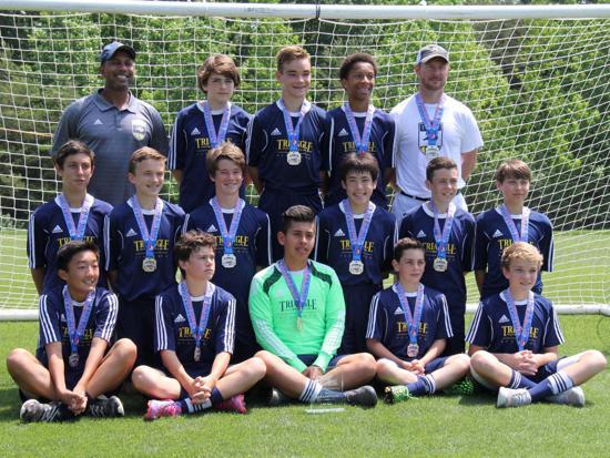 TFCA 00B Select - Kepner Cup U14 Boys Champs