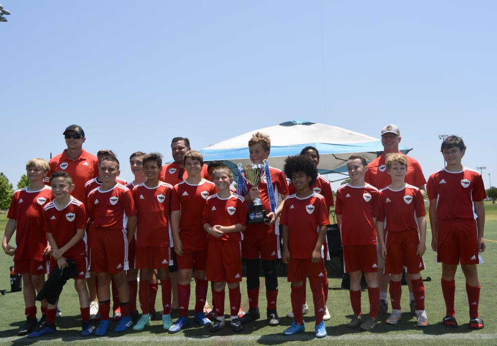 Congrats to B09 - Runner Up State Cup 2021