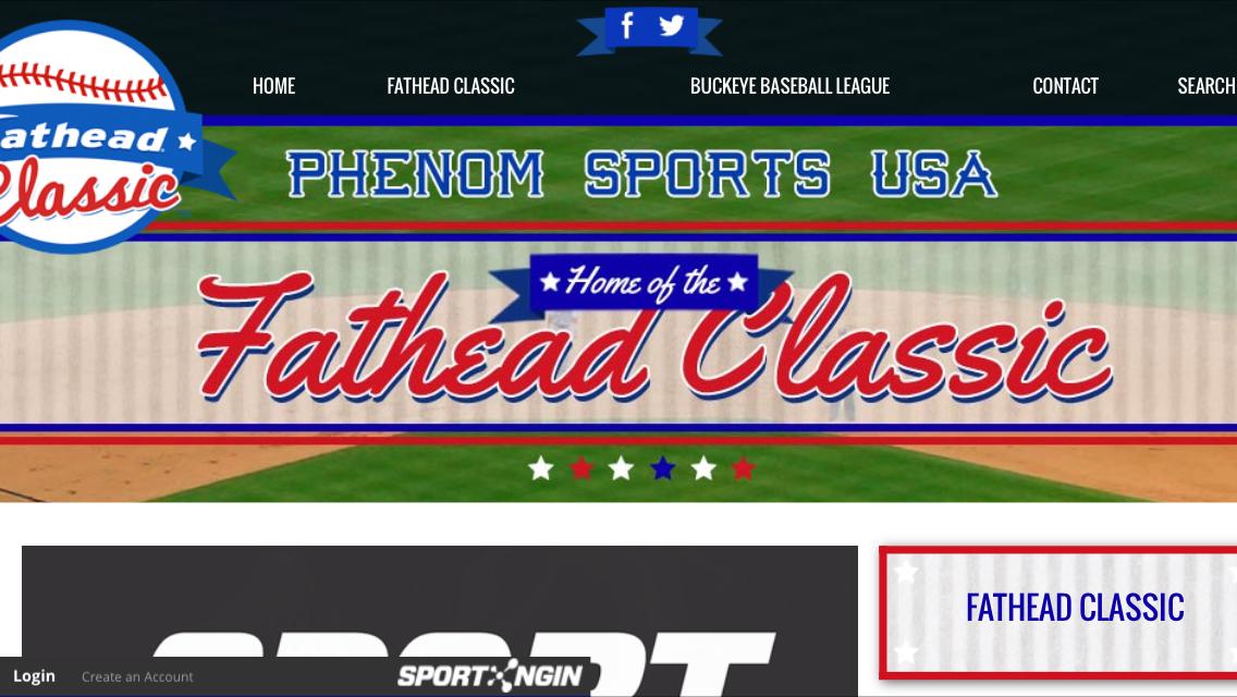 Phenom Sports/Buckeye League Baseball