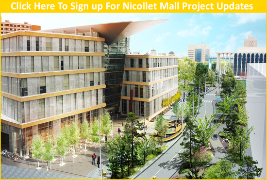 Nicollet Mall, Nicollet Mall Project, Downtown Minneapolis, Mpls, 2025 Plan