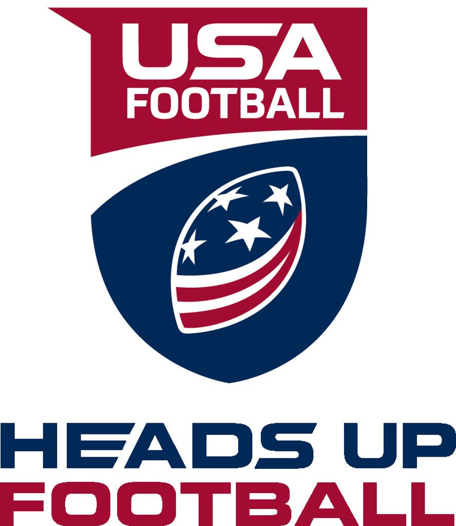 USA Heads Up football logo