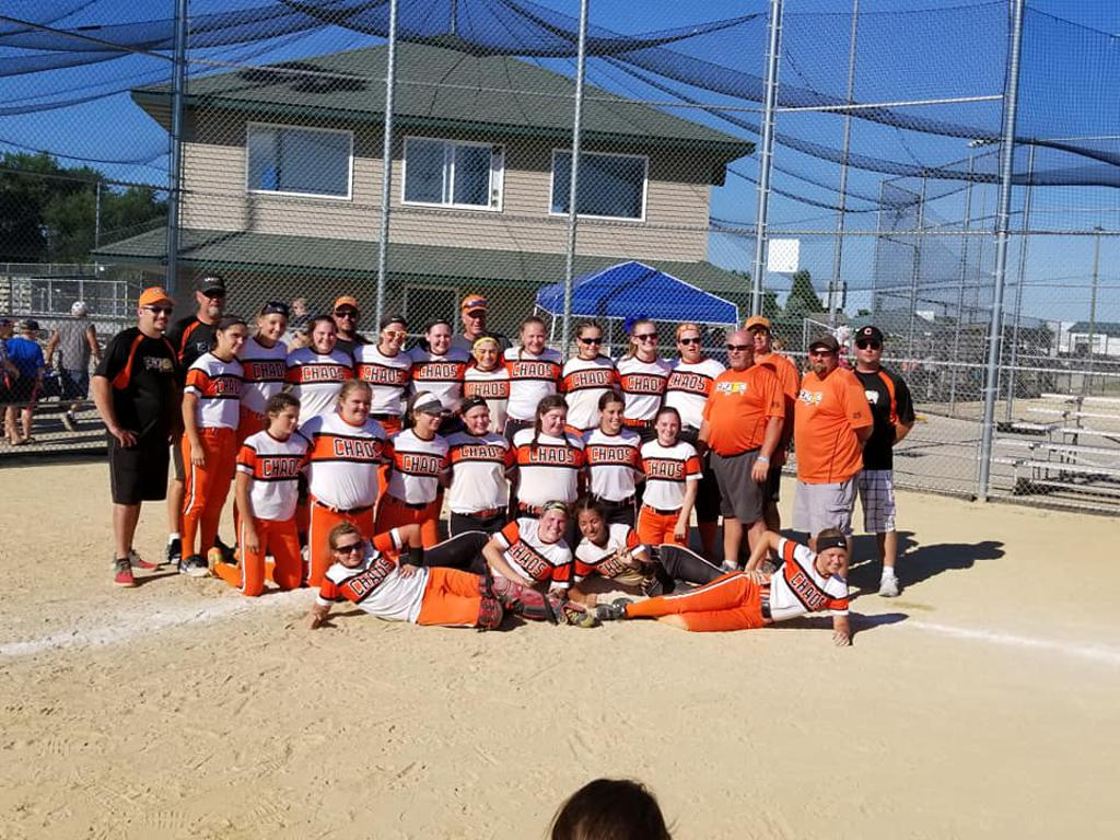 CHAOS Fastpitch