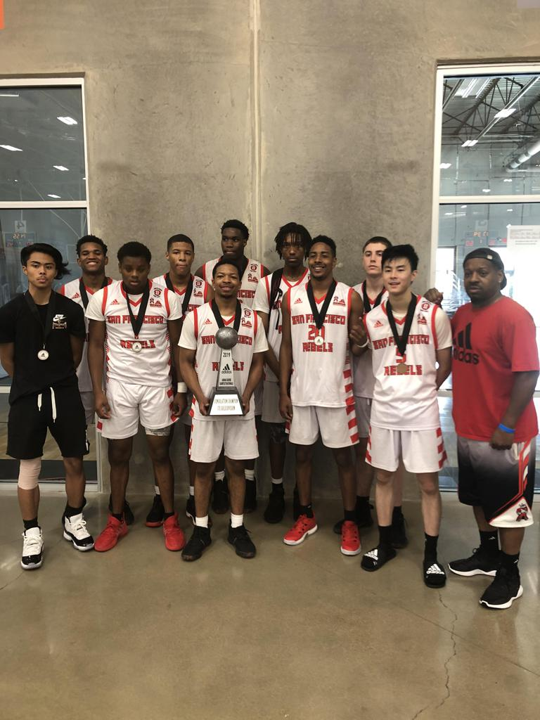 SF Rebels captures consolation title At the Adidas Silver Gauntlet Finals in D