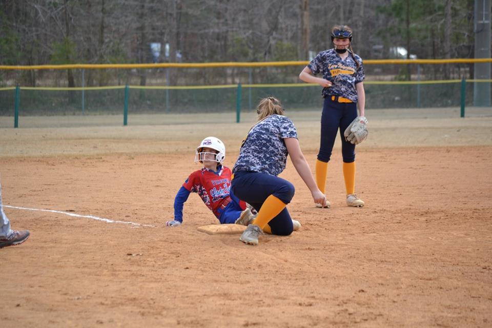 Virginia Lady Eagles Softball