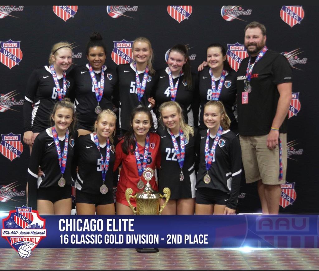 Chicago Elite West Success Photos Chicago Elite Volleyball Club