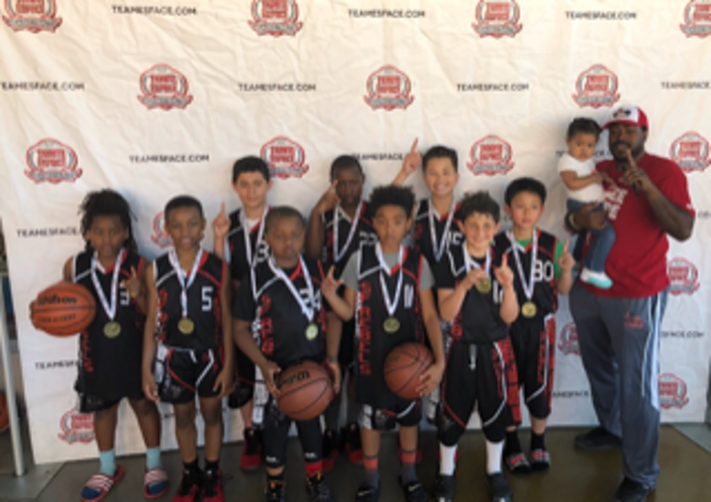 Congrats to our 10u red for capturing the Hustle Up tournament title