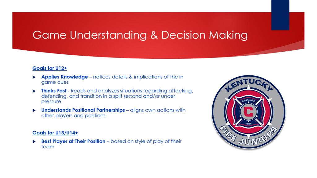 US Soccer Key Player Qualities