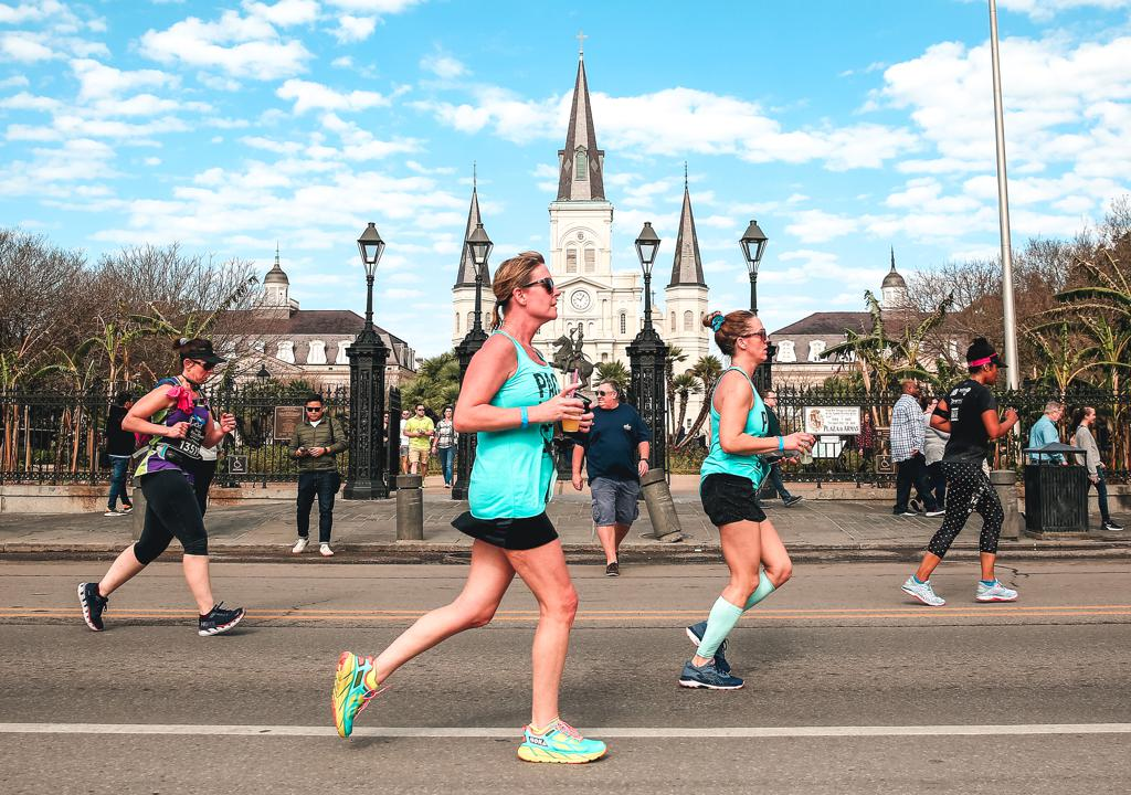 Jackson Square runners