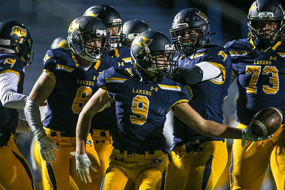 Prior Lakes faces its toughest test of the season so far in Lakeville South, which has amassed 904 rushing yards in just two weeks of play. Photo by Mark Hvidsten, SportsEngine