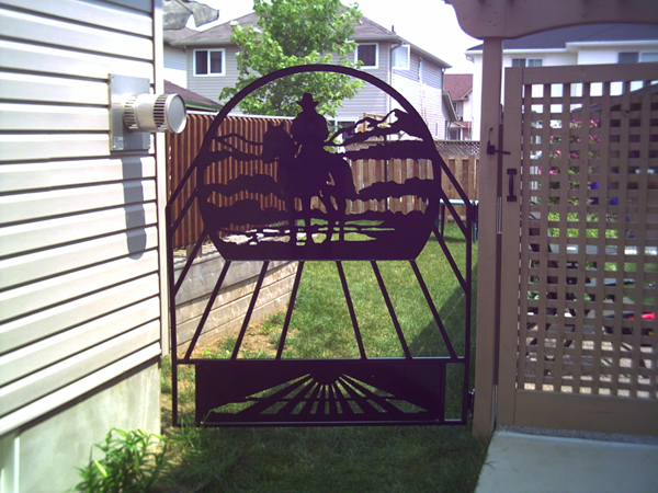Custom Steel Furniture - Custom Steel Signs - Custom Steel Fences - Custom Steel Decorations - Custom Steel Garden Decor