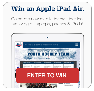 Sport Ngin goes totally mobile! iPad Giveaway