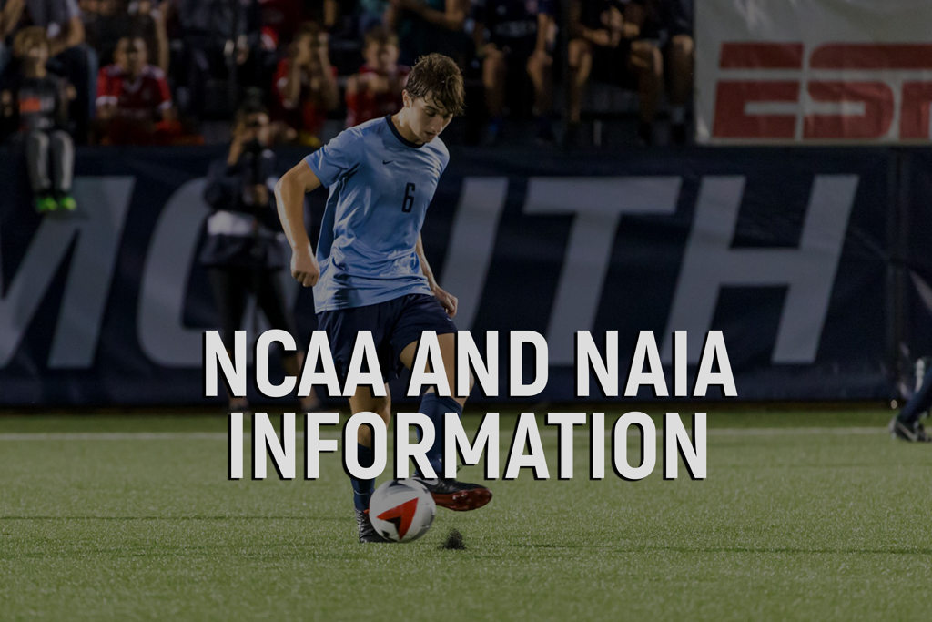 NCAA NAIA and NJCAA Information and Recruiting Calendars