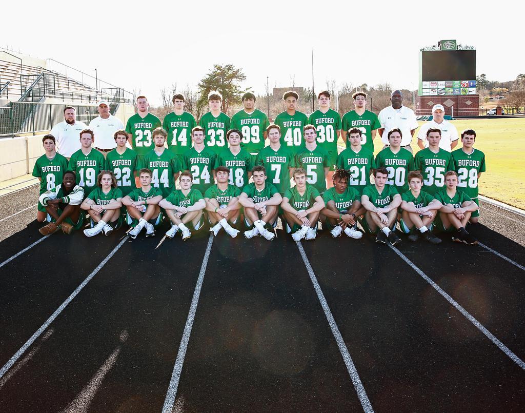2019 Varsity Lacrosse Team