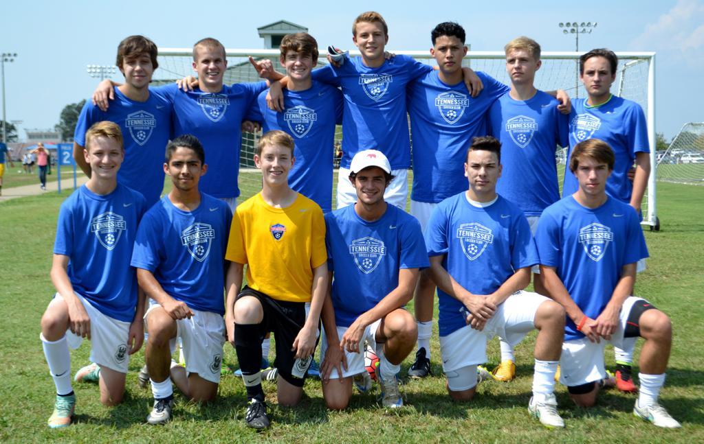 2016 U18 Boys Premier