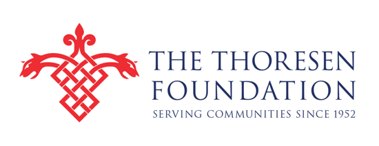We'd like to thank our Team Partner Thoresen Foundation