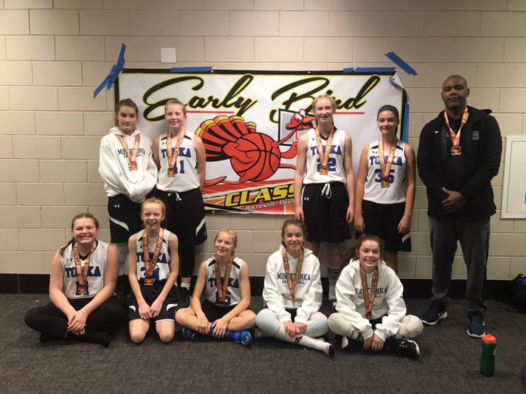 Rochester Early Bird Classic 3rd Place!