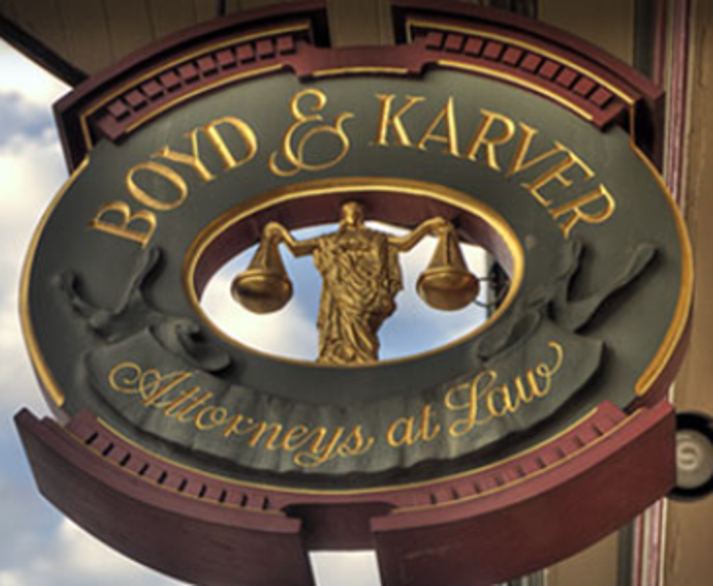 Boyd and Karver Attorneys at Law