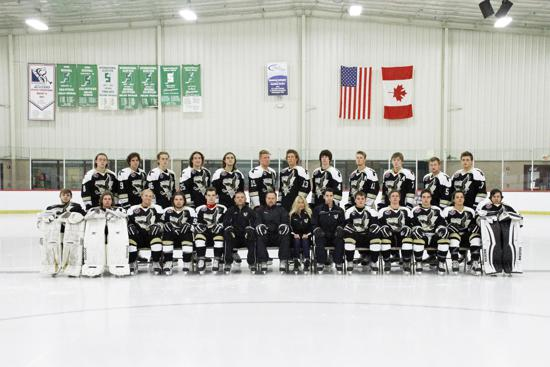 2015-2016 TRI CITY ICEHAWKS