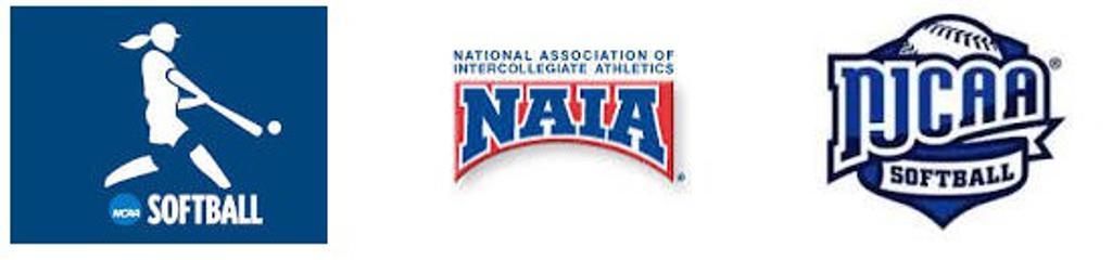 3 Logos (NCAA, NAIA. NJSCAA)