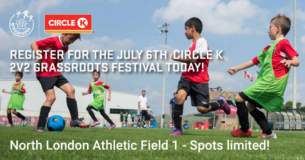 Come be part of the inaugural Circle K 2v2 Festival this