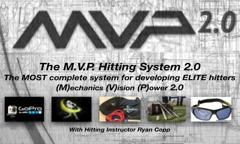 MVP Hitting Program (Mechanics, Vision, Power)