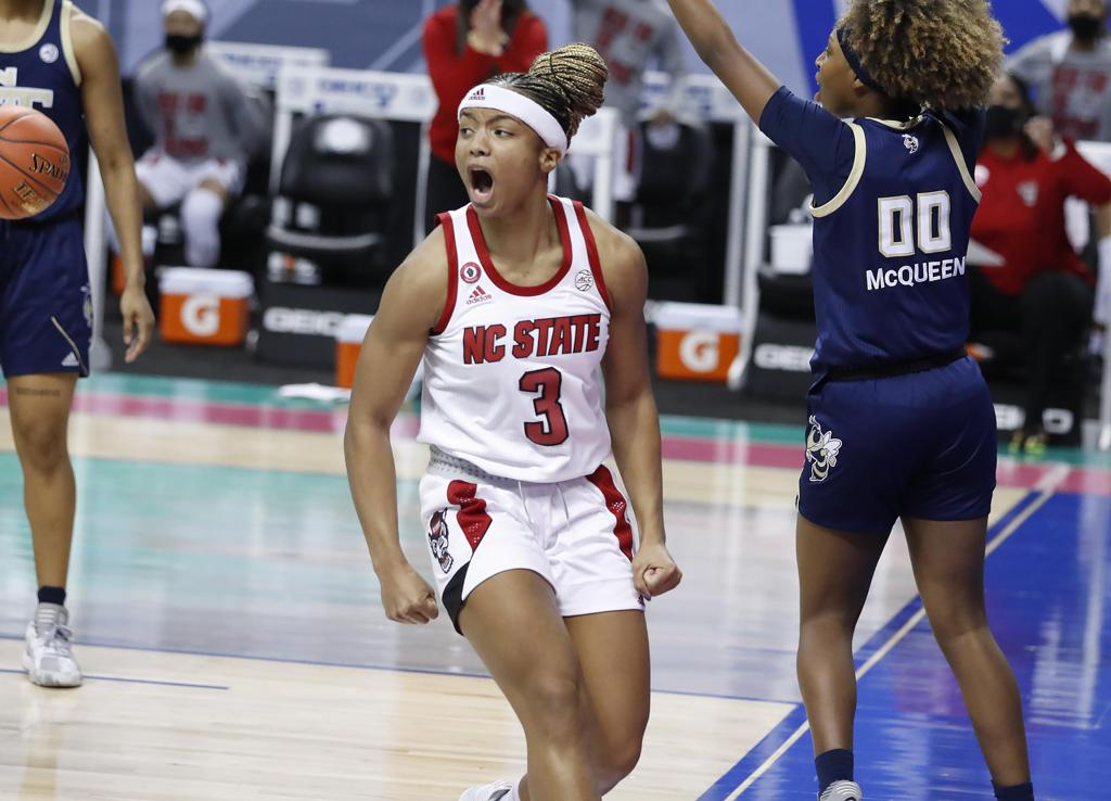 2021 ACC Women's Basketball Tournament NC State