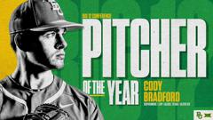 Cody Bradford (Big 12 Pitcher of the Year