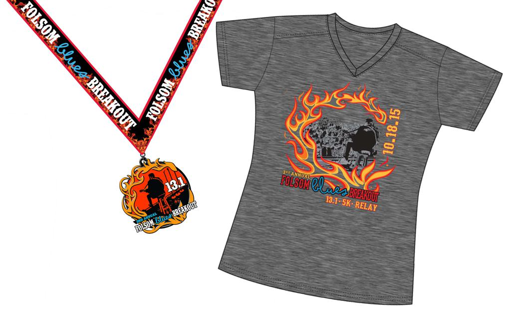 fbb 2015 medal and shirt