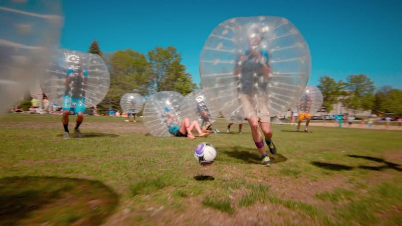 TC Bubble Soccer