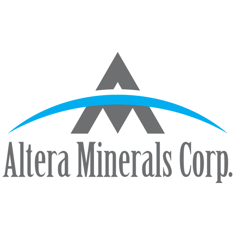 Mississauga Logo Design by Kevin J. Johnston - Alta Minerals Corporation