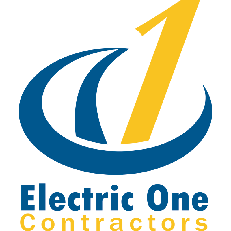 Mississauga Logo Design by Kevin J. Johnston - Electric One Contractors
