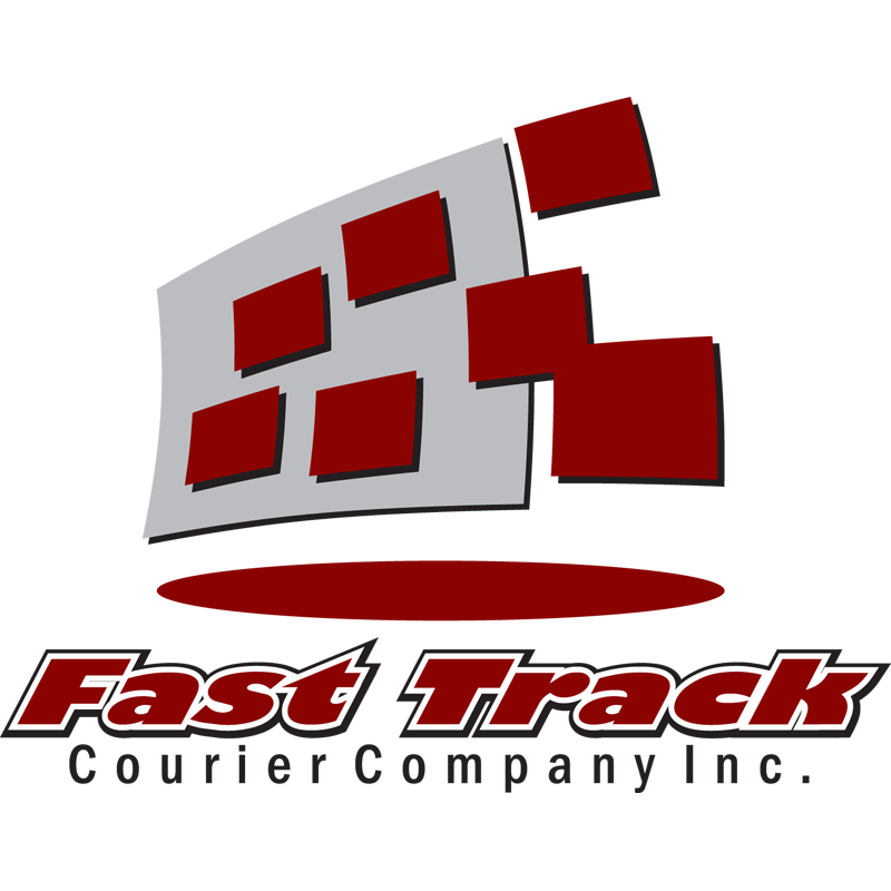 Mississauga Logo Design by Kevin J. Johnston - Fast Track Couriers