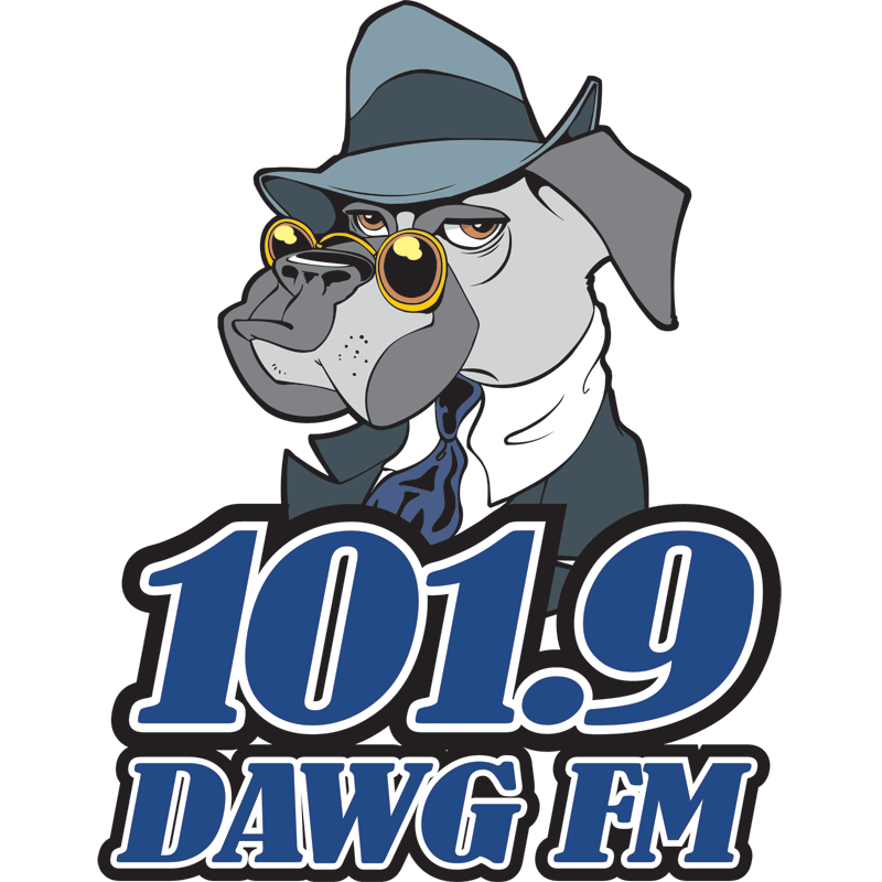 Mississauga Logo Design by Kevin J. Johnston - 101.9 Dawg FM