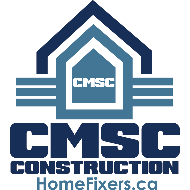 Mississauga Logo Design by Kevin J. Johnston - CMSC Construction
