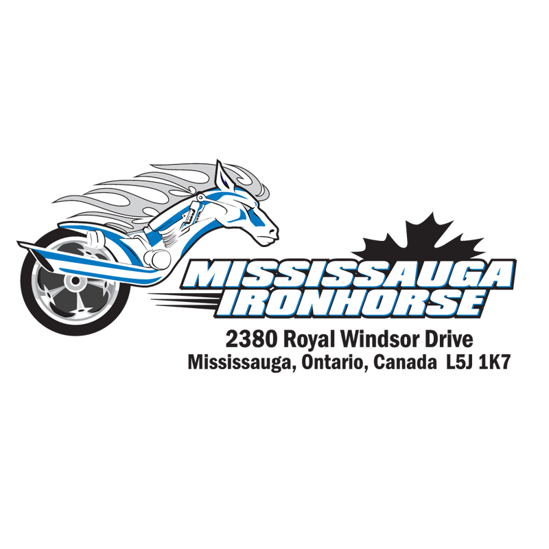 Mississauga Logo Design by Kevin J. Johnston - Mississauga Ironhorse