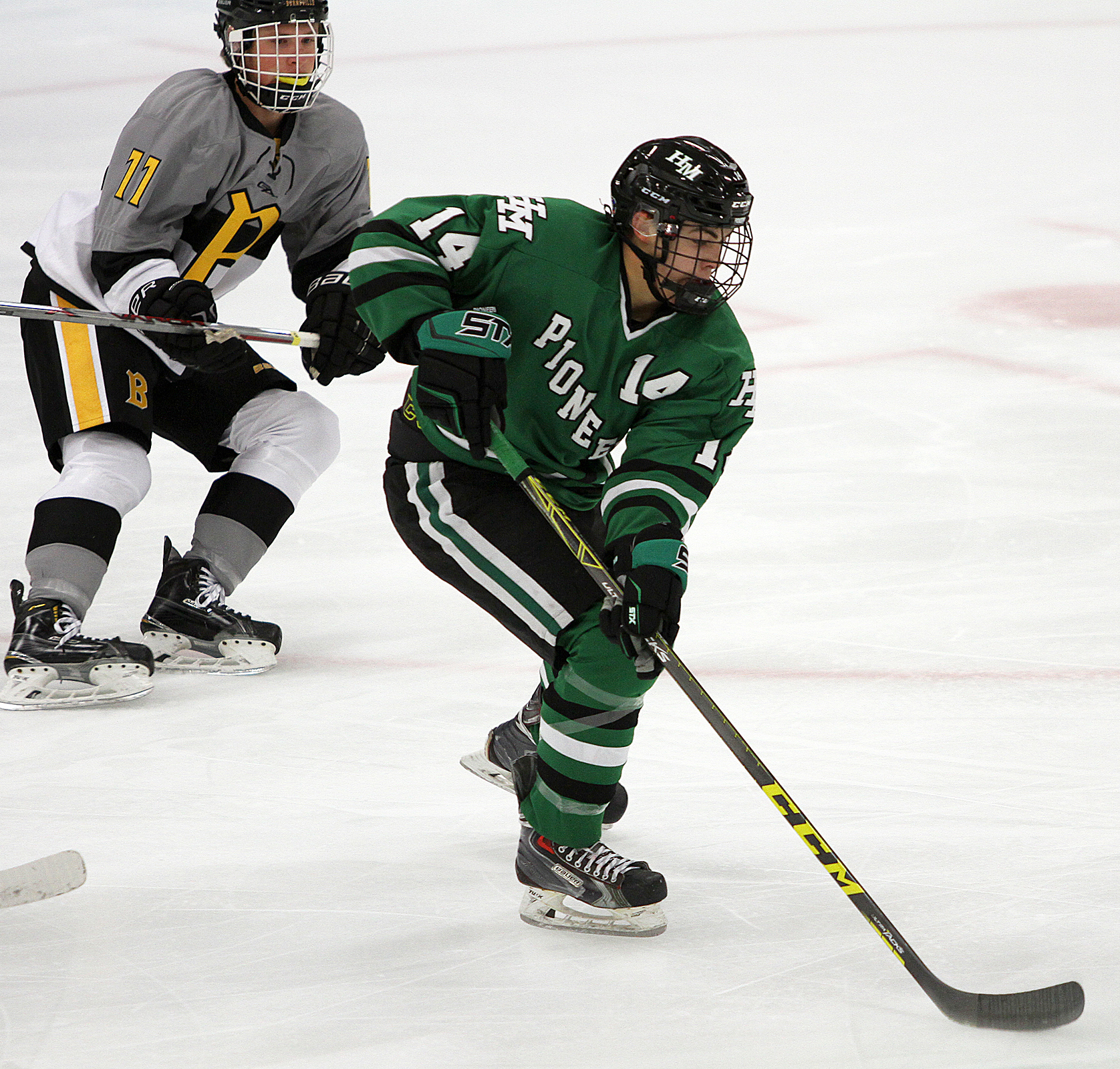 MN H.S.: Badgers Recruits Stand Out In Elite League