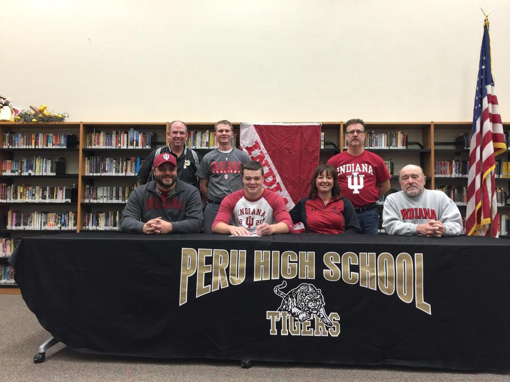 PERU HS SENIOR CAM BEAUCHAMP SIGNS NLI