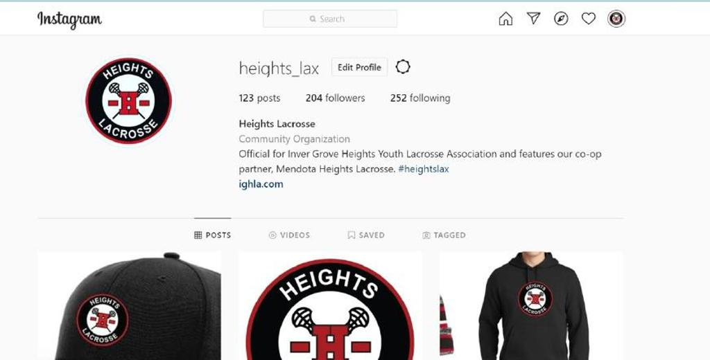 Follow us on Instagram!  @heights_lax