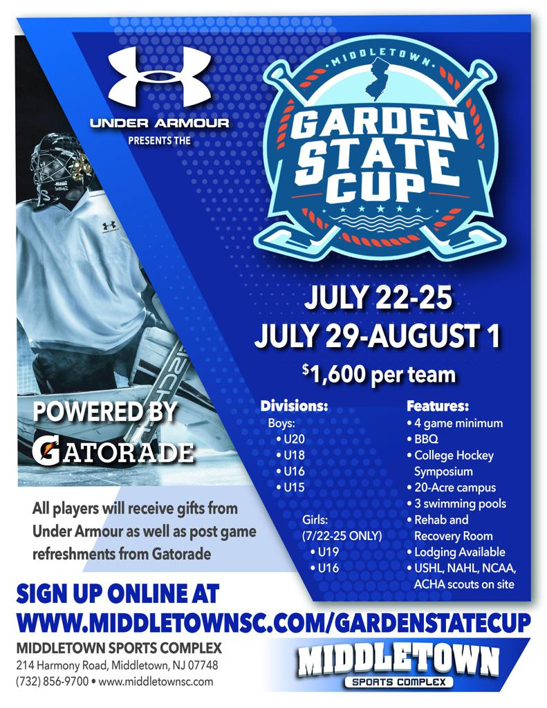 2021 Garden State Cup