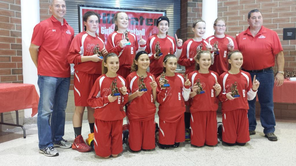 7th Grade B - Champions - Elk River