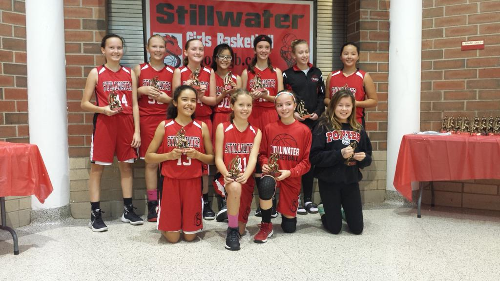 6th Grade B - 2nd Place - Stillwater