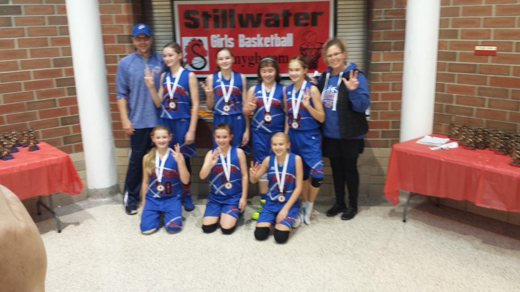 6th Grade B - 3rd Place - Spring Lake Park
