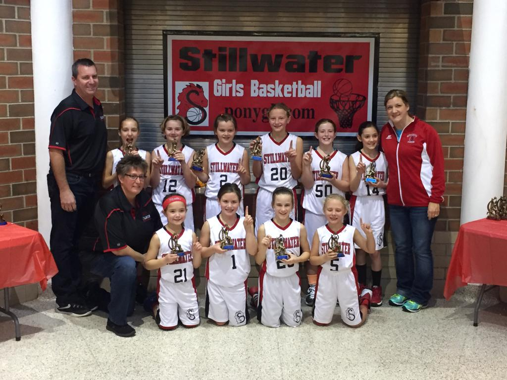 4th Grade B - Champions - Stillwater