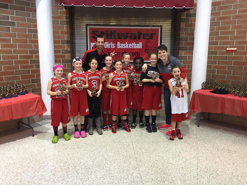 4th Grade B - 2nd Place - Centennial