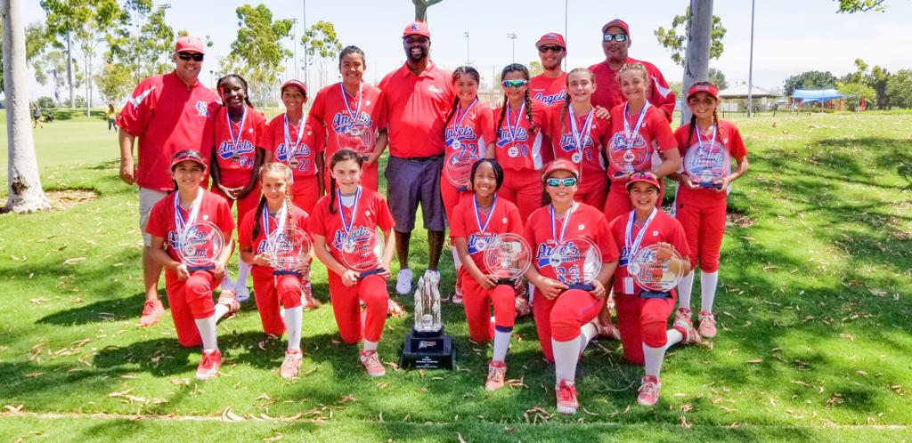 10U NATIONAL CHAMPIONS LYDELL MCCULLOUGH