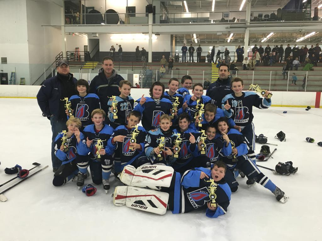 Congrats to our 2004 select team
