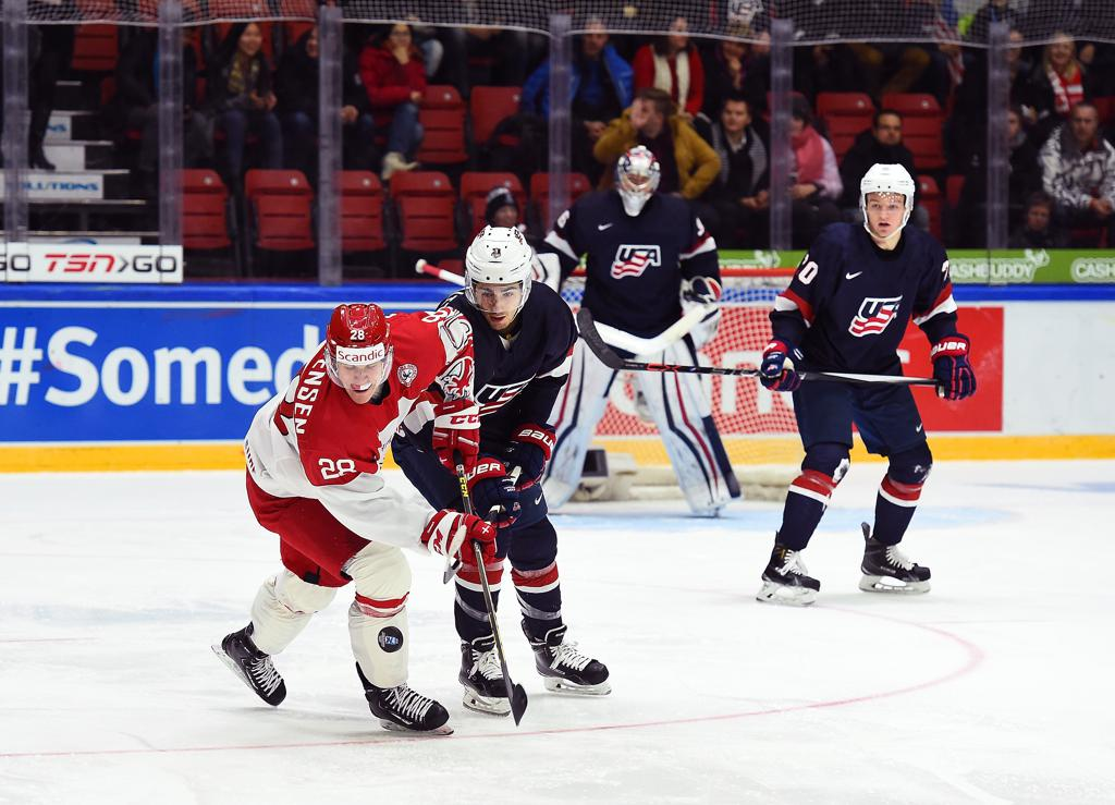USA Hockey Registration As the National Governing Body for the sport of ice hockey in the United States, USA Hockey's mission is to promote the growth of hockey in America and to provide the best possible experience for all participants.