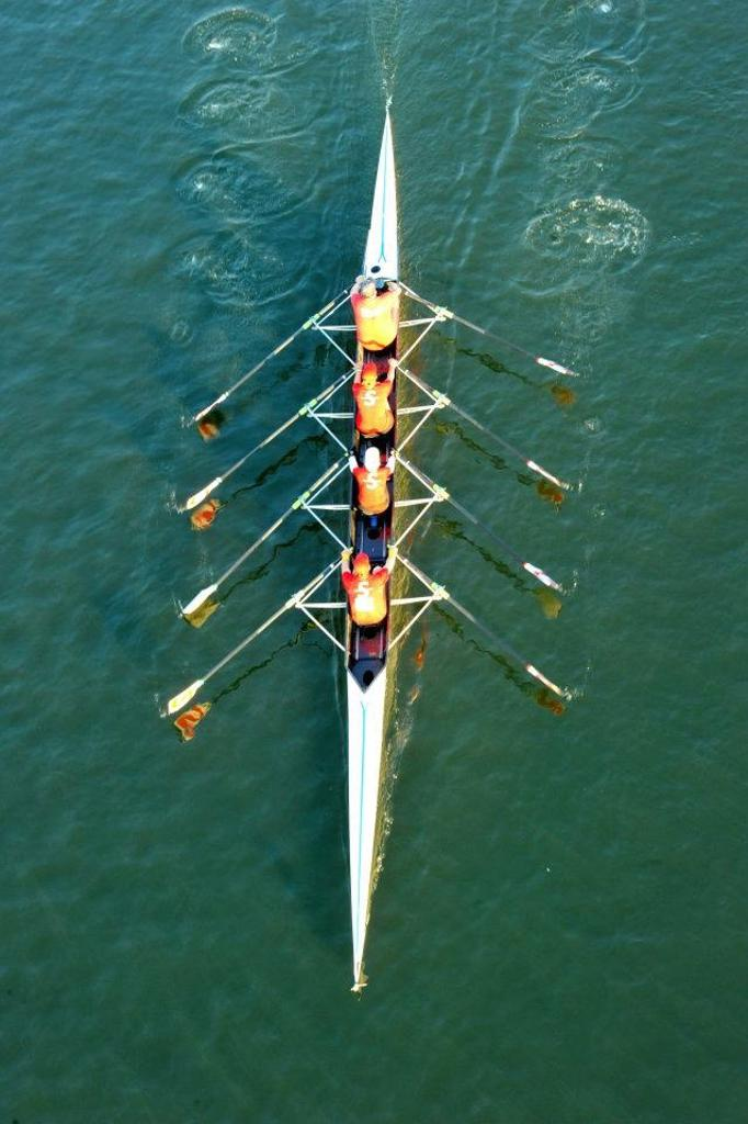 Basics about Rowing